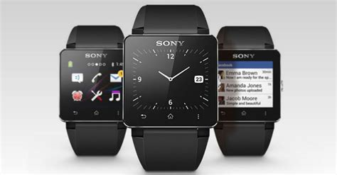 Smartwatch Xperia sony launches smartwatch 2 xperia z1 and xperia z ultra in the u s