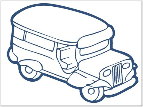jeepney philippines drawing how to draw a jeepney all about jeeps