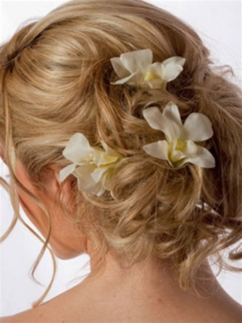 formal hairstyles with flowers prom hairstyles with flowers