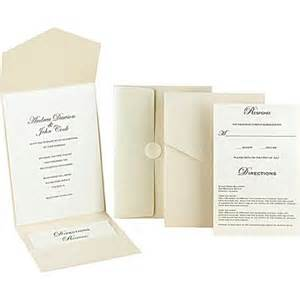 Greatpapers Templates by Great Papers 173 173 174 Pearl Shimmer Pocket Invitation Kit Staples 174