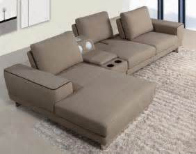 Sectional Sofas With Cup Holders Sofa With Cup Holders Reclining Loveseat With Console Cup Holders Foter Thesofa