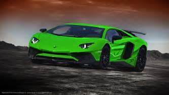 Lamborghini Aventador Colours Lamborghini Aventador Sv Rendered In All Colours Gtspirit