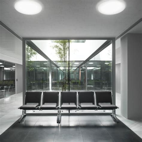 Indirect Light Fluorescent Ceiling Light Sun By Flos Indirect Ceiling Lighting