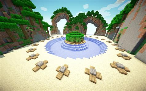hunger games themes minecraft minecraft hunger games breeze island mayham youtube