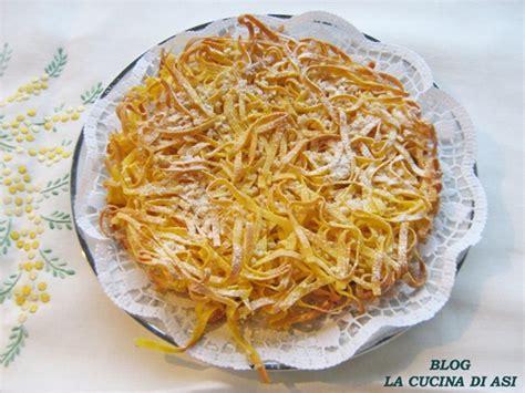 torta tagliatelle mantovana torta di tagliatelle speciale ricetta regionale con mandorle