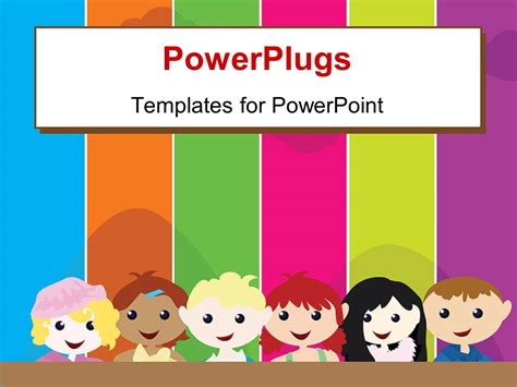 kids powerpoint template gse bookbinder co