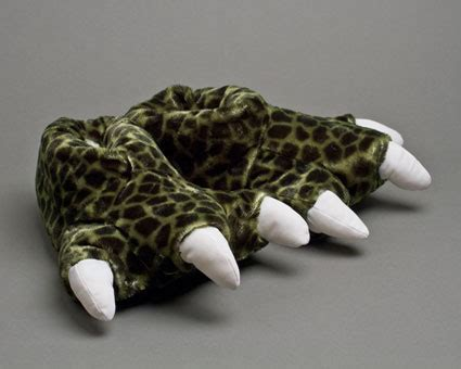 mens dinosaur slippers roaring dinosaur slippers dinosaur slippers with