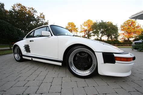 porsche 930 modified 1985 porsche 930 turbo modified slantnose hollywood