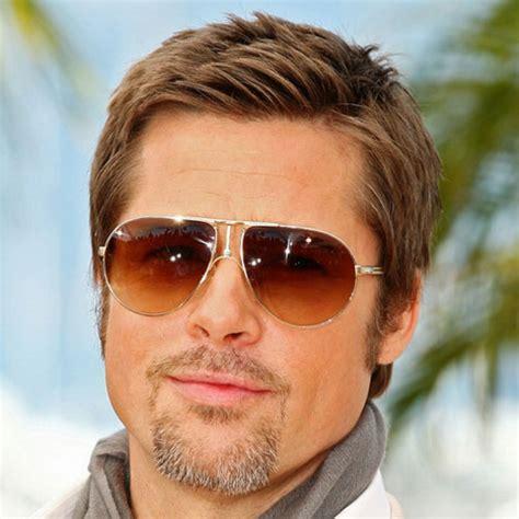 Brad Pitt Hairstyles   Men's Hairstyles   Haircuts 2018