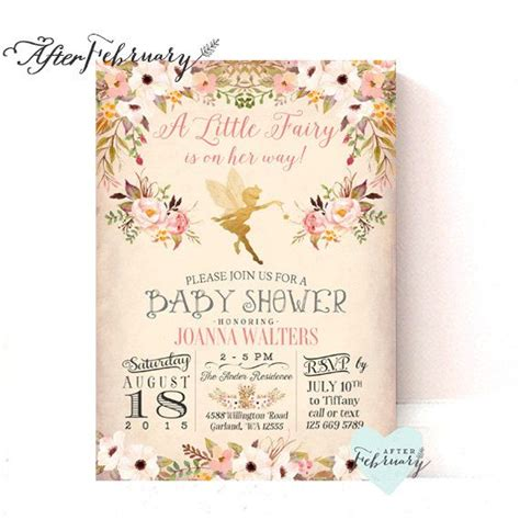 Fairytale Baby Shower by 25 Best Ideas About Baby Showers On