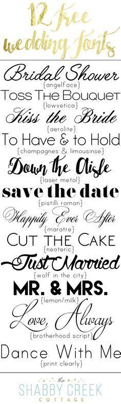 Wedding Font Gimp by 430 Best Images About Fonts Fonts Fonts On