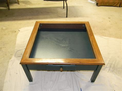 pdf diy coffee table shadow box plans chair table