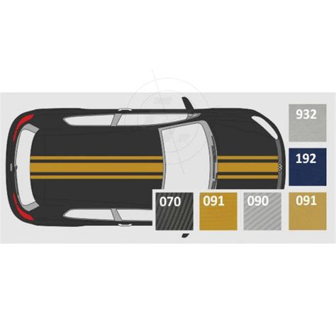 Folie 3m Carbon by Auto Aufkleber Rennstreifen Viperstripes Carbonfolie