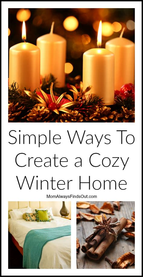 18 easy ways to make your home cozy for fall vogue 7 simple ways to create a cozy winter home mom always