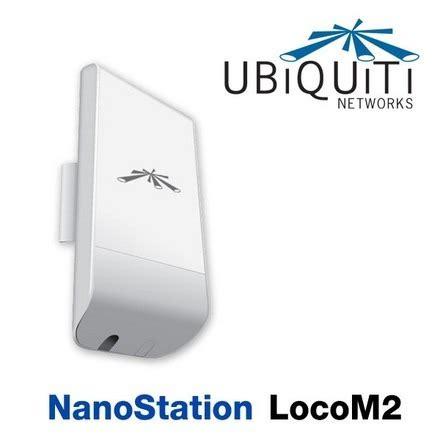 Ubiquiti Ubiquity Ubnt Nanostation Loco M2 Nano Station Loco M2 Locom2 access point airmax ubiquiti nanostation loco m2 200mw 2 4gh u s 109 99 en mercadolibre