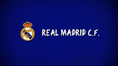 Real Madrid Logo 2017 Football Club