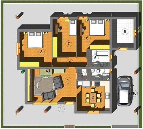 Planimetria Casa 120 Mq by Planimetria Casa 120 Mq