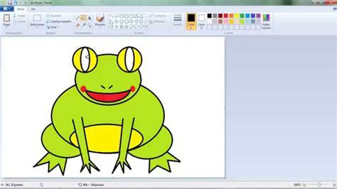 imagenes de navidad para dibujar en paint dibujos para ni 241 os c 243 mo aprender a dibujar una rana con