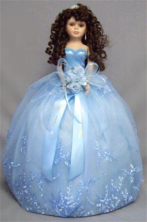 porcelain quinceanera doll quot quinceanera quot porcelain doll 16 quot baby blue usa