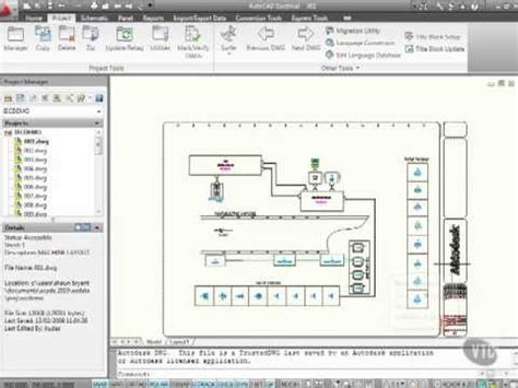 tutorial autocad electrical 2011 pdf autocad electrical 2010 tutorial introduction youtube