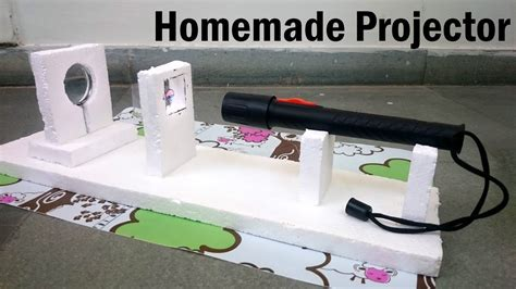 how to make a home how to make a projector at home youtube