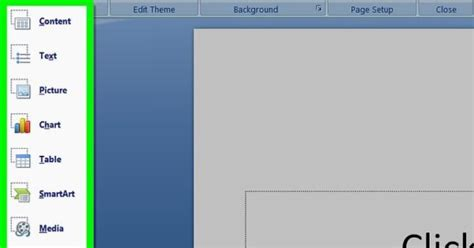 setting up a powerpoint template setting up a powerpoint template the highest quality