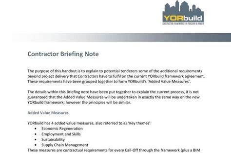 briefing note template briefing note template free premium templates