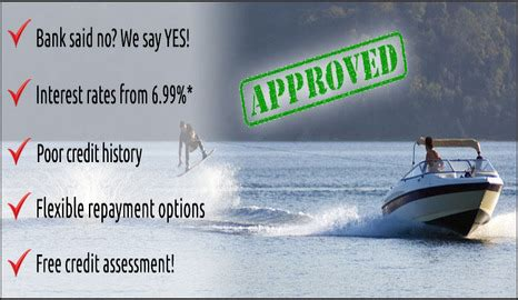 zero down boat loan rates bad credit boat loans
