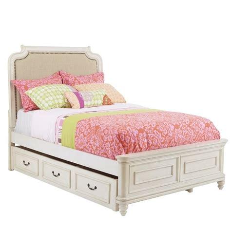 upholstered trundle bed samuel lawrence madison upholstered trundle bed in white 8890 530 531 801 401 slatr 33 kit