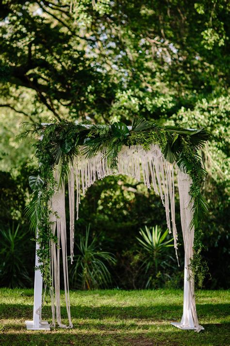 Wedding Archway by Macram 233 Wedding Archway Hire The White Wedding Club