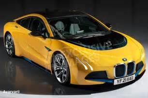 I5 Bmw Will A Bmw I5 Take On Tesla Model 3