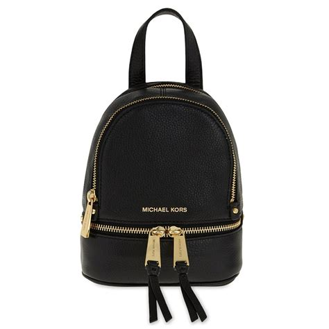Tas Ransel Michael Kors Mk Rhea Mini Backpack Original michael michael kors rhea zip small black backpack