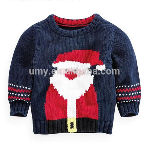 christmas jumper pattern baby baby boys christmas jumper sweater santa claus pattern