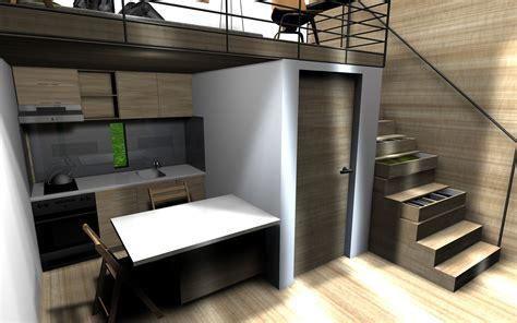 micro house design модерна микро къща heritage