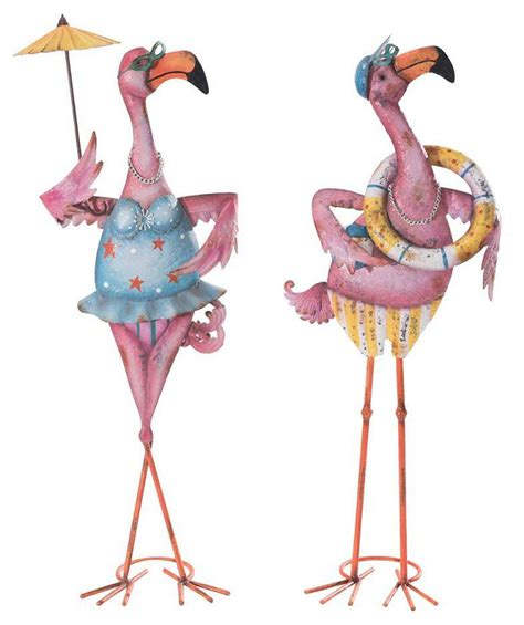 trending in the aisles pink flamingos the home depot