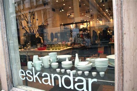 Eskandar And New York by Eskandar Manhattan Sideways