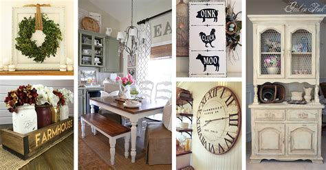 ideas dining room decor home 37 best farmhouse dining room design and decor ideas for 2017