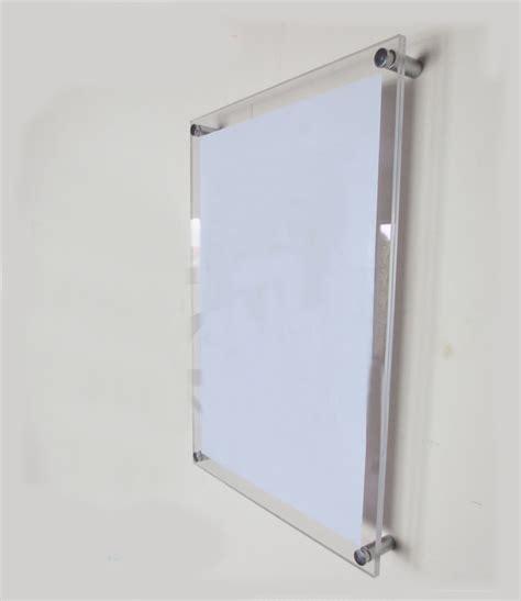 Wall Frame Acrylic A4 Model Lipat get cheap wall mounted acrylic frame aliexpress