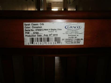 cunas graco cuna graco de madera bs 100 000 00 en mercado libre
