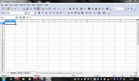 Openoffice Spreadsheet by Openoffice Tutorial 1 What Is Spreadsheet Newest Think