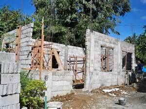 how to build a concrete block house building a concrete block house part 2 philippines