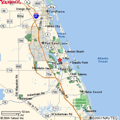 paul lynch and associates | jensen beach area map | marine