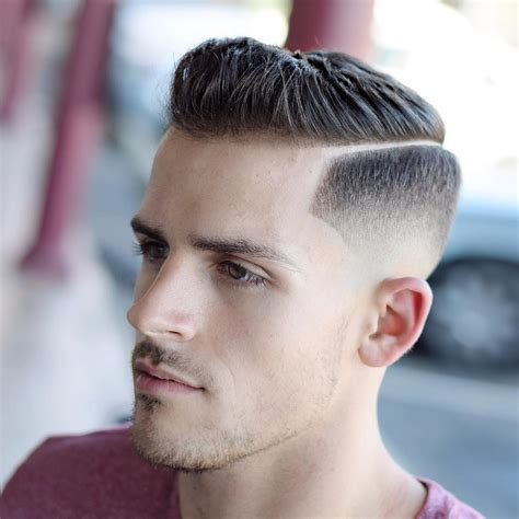 haircuts male side part hairstyles for men 2017 mens haircuts