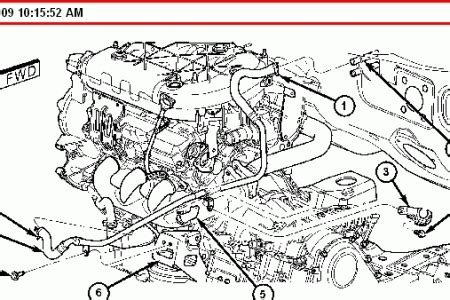 2004 chrysler pacifica exhaust system diagram 2004 chrysler pacifica engine diagram automotive parts