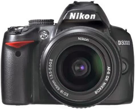 Kamera Nikon D3000 Baru harga kamera dslr nikon titikfokus