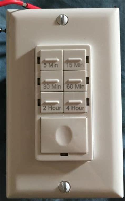 wiring bath fan heater light light