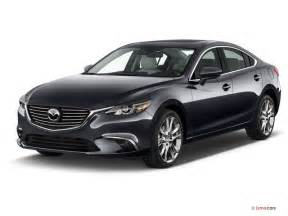 2017 mazda mazda6 interior u s news world report