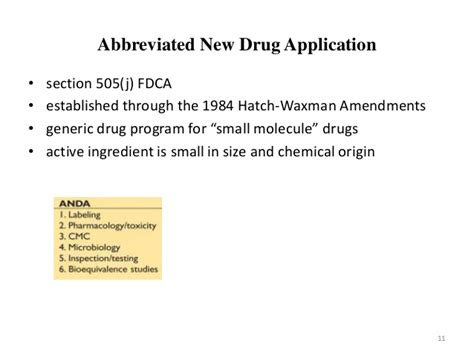 fdca section 505 generics and biologics