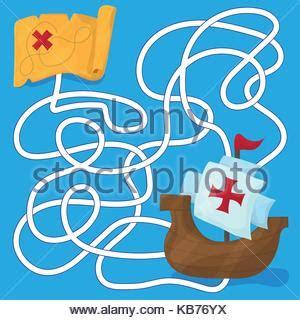 barcos animados de cristobal colon caricatura de crist 243 bal col 243 n ilustraci 243 n del vector