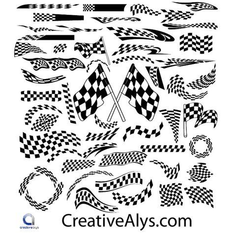 Kaos Nascar Logo 1 bandiere racing creativa vettoriale scarica a vectorportal